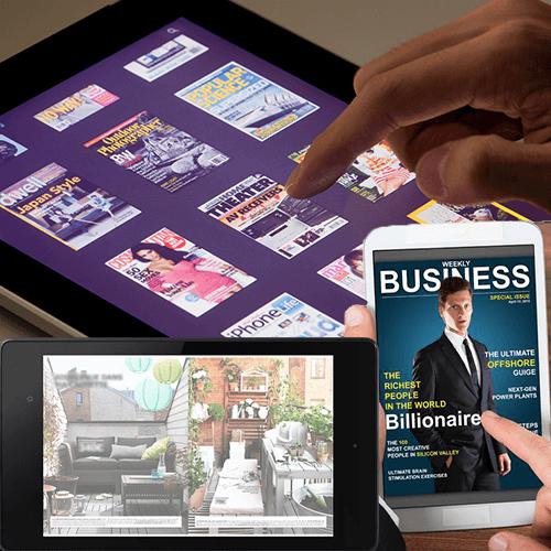 Transformez vos publication papier en publication numérique