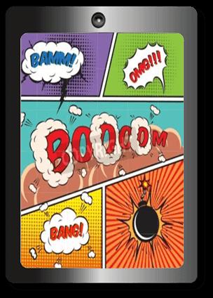 Publication numérique bandes dessinées en ebook